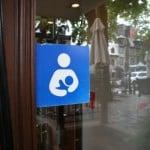 international breastfeeding symbol, breastfeeding friendly