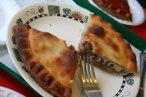 quebec comfort food, tortiere, tourtiere, quebec city food