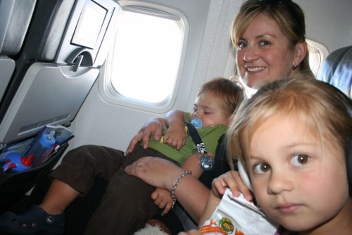 People Are Nice When You Fly With A Baby Seriously