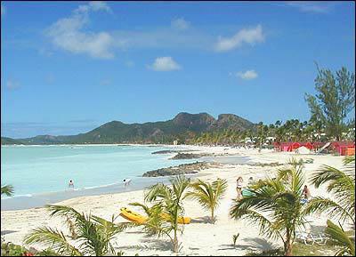 Antigua, Antigua and Barbuda, Beach