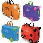 trunki, baby travel gear, toddler suitcase, trunki toddler, trunki suitcase