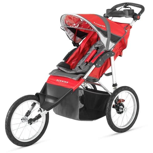 travel with a jogging stroller, jogging stroller for travel