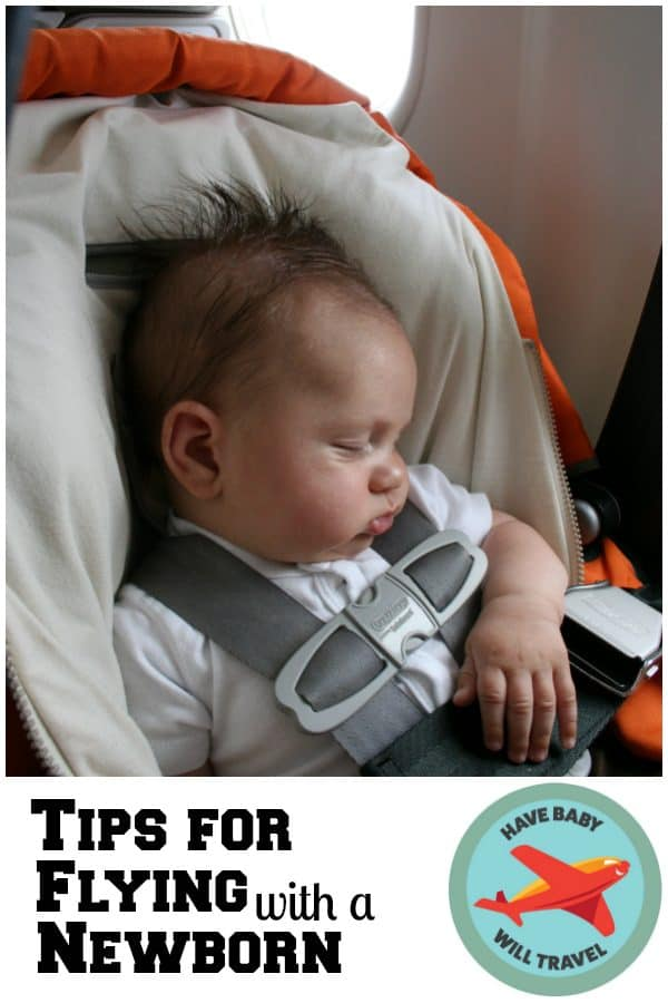 7944a881b3b Flying with Baby  Tips for Flying with a Newborn