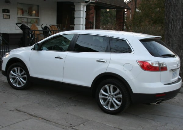 2012 mazda cx 9 review and test drive. Black Bedroom Furniture Sets. Home Design Ideas