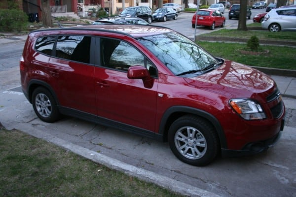 2012 Chevrolet Orlando Review And Test Drive
