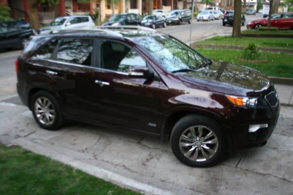 Kia Sorento 3Rd Row >> 2012 Kia Sorento Review And Test Drive