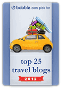 Top 25 Travel Blogs