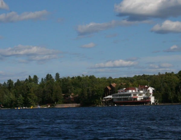irwin inn, the irwin inn, stoney lake, stoney lake cottage, ontario resort, ontario cottage resort, stoney lake resort