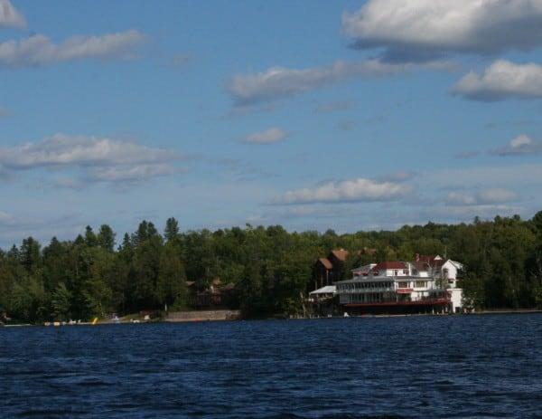 irwin inn, the irwin inn, stoney lake, stoney lake cottage, ontario resort, ontario cottage resort, stoney lake resort