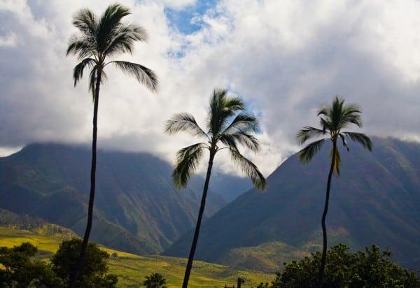 West Maui Mountains, hawaii, Family Vacations on Maui