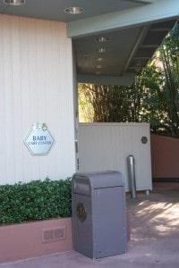 epcot, baby care center, walt disney world