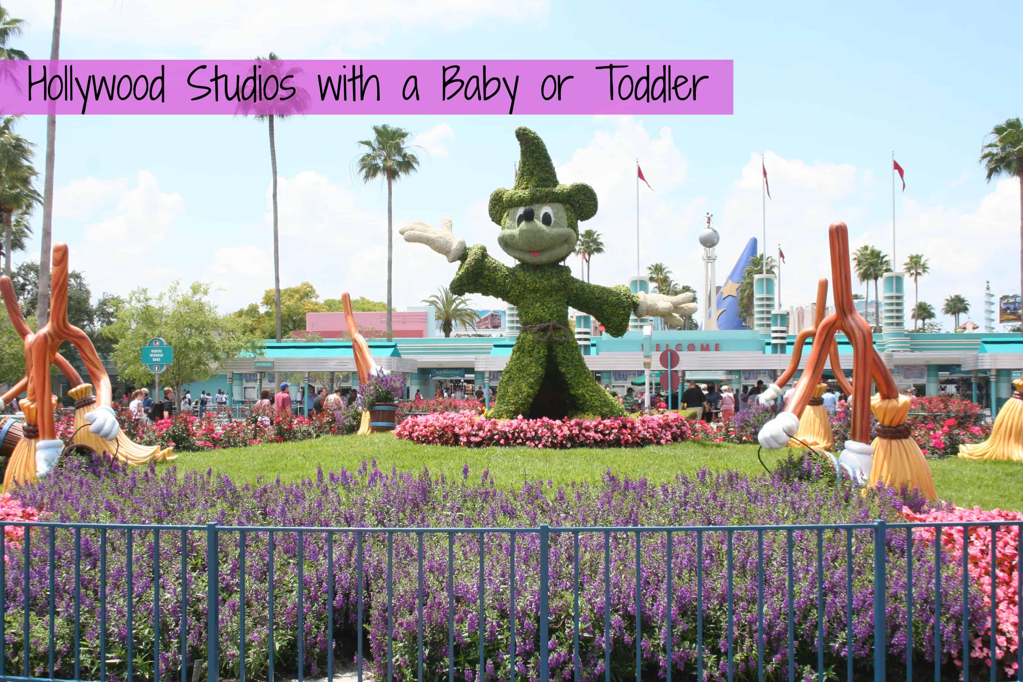 Walt Disney World Guide | Hollywood Studios with Babies ...