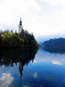 Lake Bled, Walking On Travels, European Road Trip With Kids