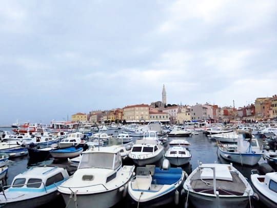 Rovinj, Croatia, Walking On Travels, European Road Trip With Kids