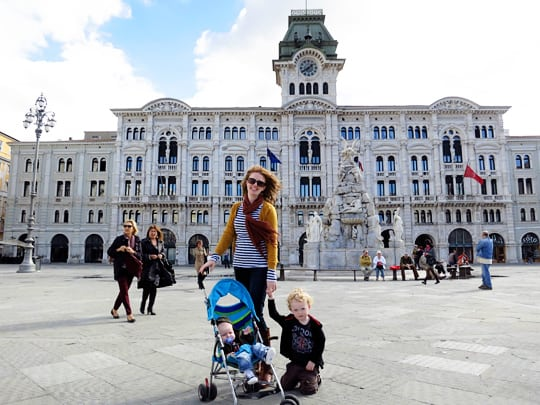 Walking On Travels, European Road Trip With Kids