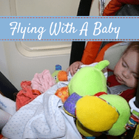 Flying With An Infant Traveling A Toddler