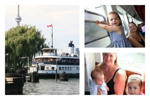 Centreville Amusement Park, toronto with kids, centre island ferry