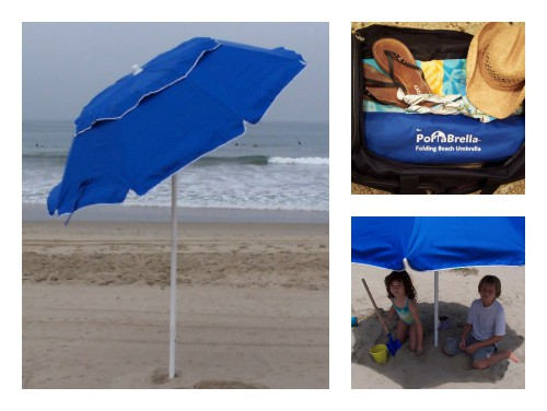 portable sun shelter, travel beach umbrella