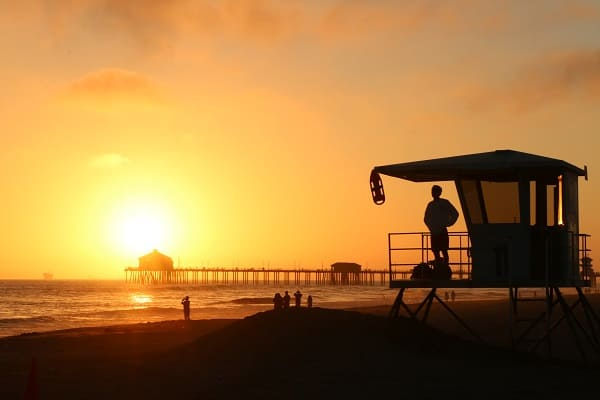 huntington beach, visit orange county, orange county with kids