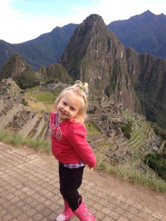 machu picchu with a toddler, machu picchu with a baby