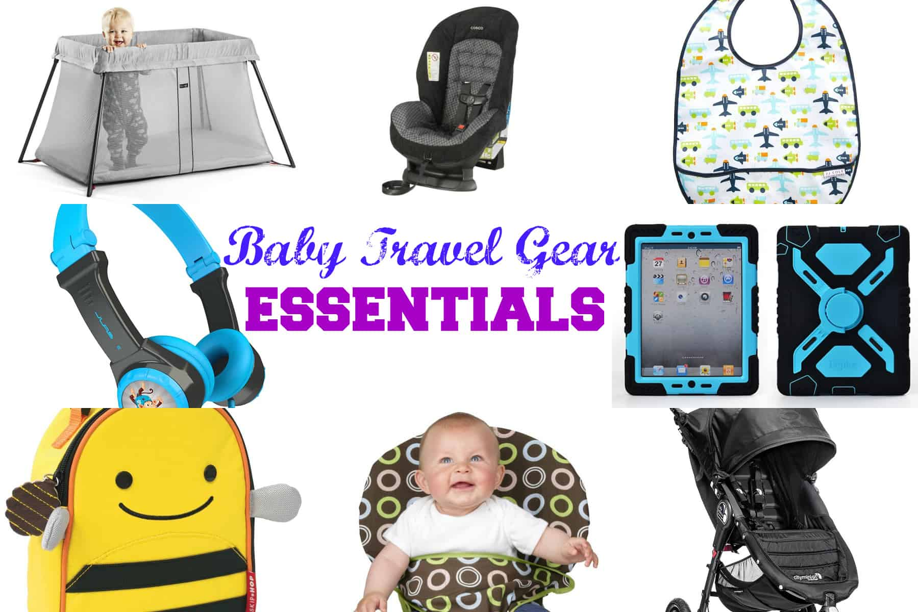 Everything Baby Travel Gear
