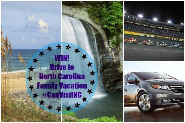 drive to north carolina