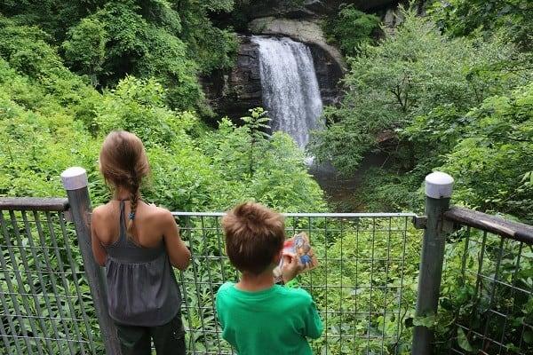 pisgah, brevard, transylvania county, waterfalls brevard
