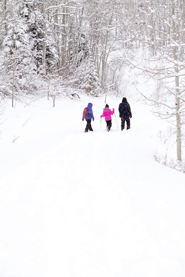luxury ski vacations with toddlers, ski vacations with toddlers, luxury ski resort