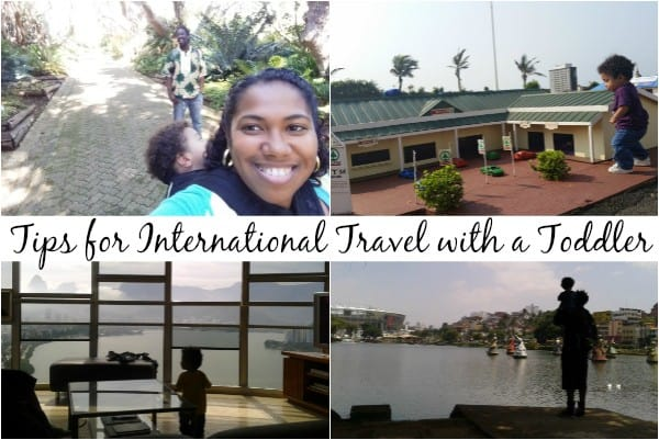 Tips for International Travel with a Toddler | Have Baby Will Travel