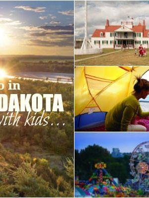 Things to do in North Dakota