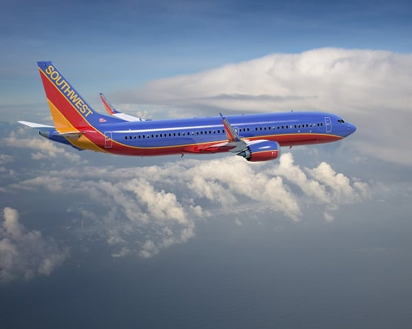 best airlines for families, southwest with a baby