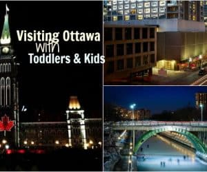 ottawa with toddlers, ottawa with kids, visit family in ottawa, visit family in US...