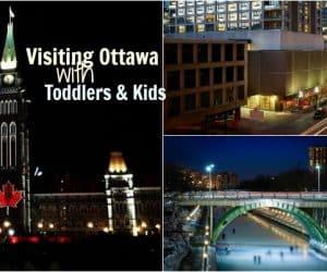 ottawa with toddlers, ottawa with kids, visit family in ottawa, visit family in US...