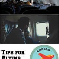 Tips for Flying with a Sick Baby