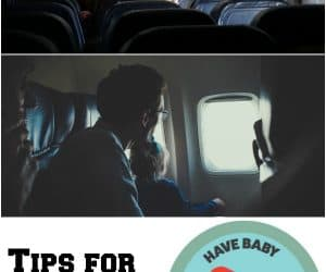 flying with a sick baby, flying with a sick toddler, fly when baby is sick, fly with sick baby, tips for flying with a sick baby, can you fly with a sick baby