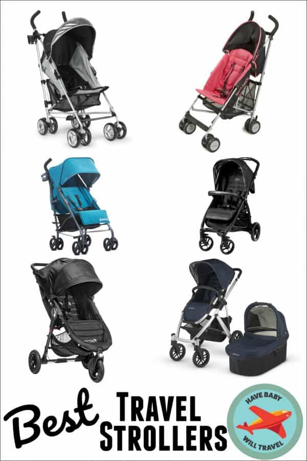 Best Travel Stroller Options For 2019 Have Baby Will Travel