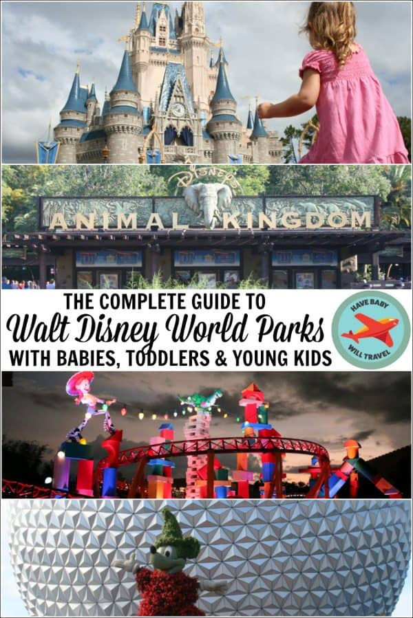 Disney World Parks with Babies, Toddlers & Little Kids | Have Baby Will Travel