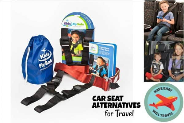 Car Seat & Stroller Alternatives for Travel | Have Baby Will