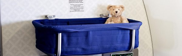 A Guide For Booking Amp Using An Airplane Bassinet Have