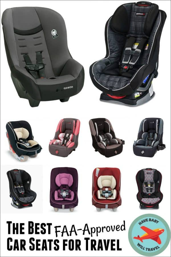 Travel Car Seat Faa Approved Seats For