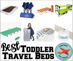 Toddler Travel Beds