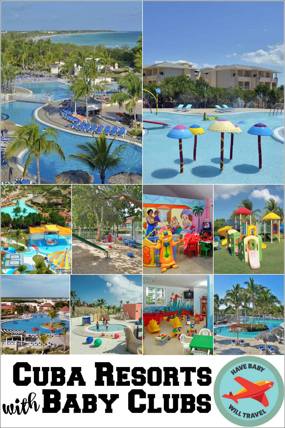 With Baby Resorts Travel Cuba ClubsHave Will JcFlK3T1