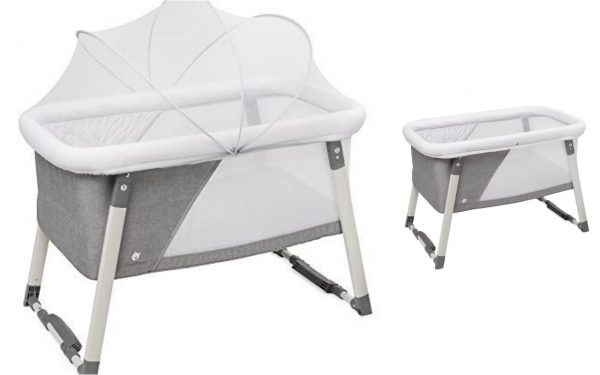 Best Travel Bassinet Portable Baby Bed Options Have Baby